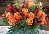 Superbe bouquet de fleurs