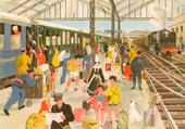 Hélène Poirier: La gare