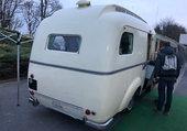 Puzzle Renault Camping Car Digue