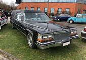 Cadillac Corbillard