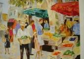 Mintaka: Marché de Provence
