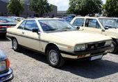 LANCIA GAMMA COUPE 2500 1976/1984