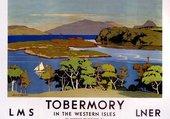 Puzzle Norman Wilkinson: Tobermory