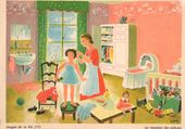 H. Poirier: La chambre des enfants