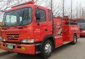 camion incendie