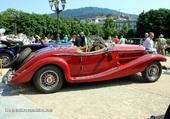 MERCEDES 320 ROADSTER 1938