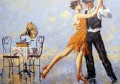 Puzzle le tango