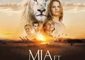 Puzzle Mia et le lion blanc