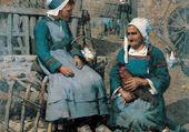 Puzzle S.A.Forbes : Les deux bretonnes
