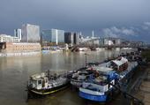 Puzzle Les quais rive gauche à Paris