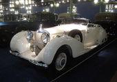 MERCEDES 540K CABRIOLET de 1938