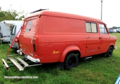 Puzzle FORD TRANSIT MKI LONG 1968/1978