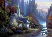 Puzzle la chapelle