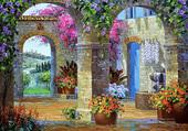 ouverture sur la Toscane