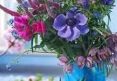 Puzzle bouquet original