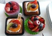 Puzzle gâteaux