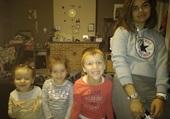 Mes 4 princesses mes enfants