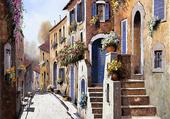 rue de Gradini Italie