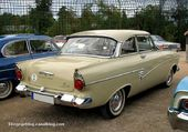 Puzzle FORD TAUNUS 17M-P2 DELUXE COUPE 1960