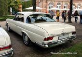 MERCEDES 280 SE COUPE de 1968