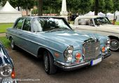 MERCEDES 280 S   VERSION US