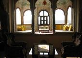 Petit salon du MAHARADJA