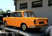 Puzzle BMW 700 LS SALOON 1959/1965