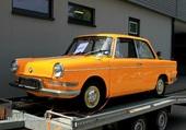 BMW 700 LS SALOON 1959/1965