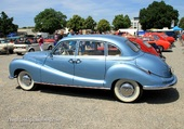 BMW 501 4 DOOR SALOON de 1955
