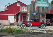 Garage Antique