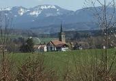 Eglise de Palézieux-Village/VD/CH