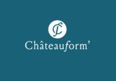 Logo Châteauform'