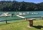 Puzzle Au bord du Lac de Gruyère/FR/Suisse