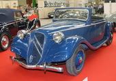 CITROEN TRACTION 15/6 TEISSEIRE