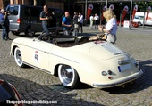 PORSHE 856 AT1 SPEEDSTER 1956