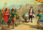 Christophe Colomb .