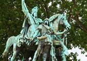 Charlemagne  à la barbe fleurie