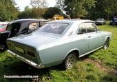 FORD 20M-P7A COUPE de 1967
