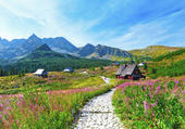 Les hautes Tatras