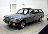 MERCEDES 230T BREAK (w123) de 1980