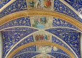 Plafond sublime à Castelnau de Montmiral