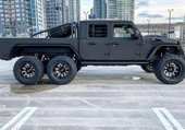 Jeep Gladiateur