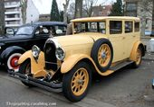 Puzzle TALBOT M67-11HP-SIX de 1928