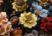 Large vase of flower KOONS