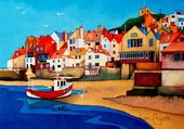Puzzle Ian Fryers : Port anglais
