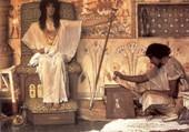 Alma Tadema Egypte