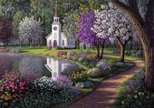 Puzzle une chapelle