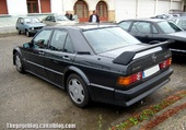 MERCEDES 190E 2.5 16 EVOLUTION 1de 1989