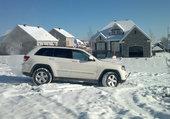 Jeep gr cherokee 2011