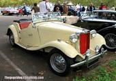 Puzzle MG TD ROADSTER